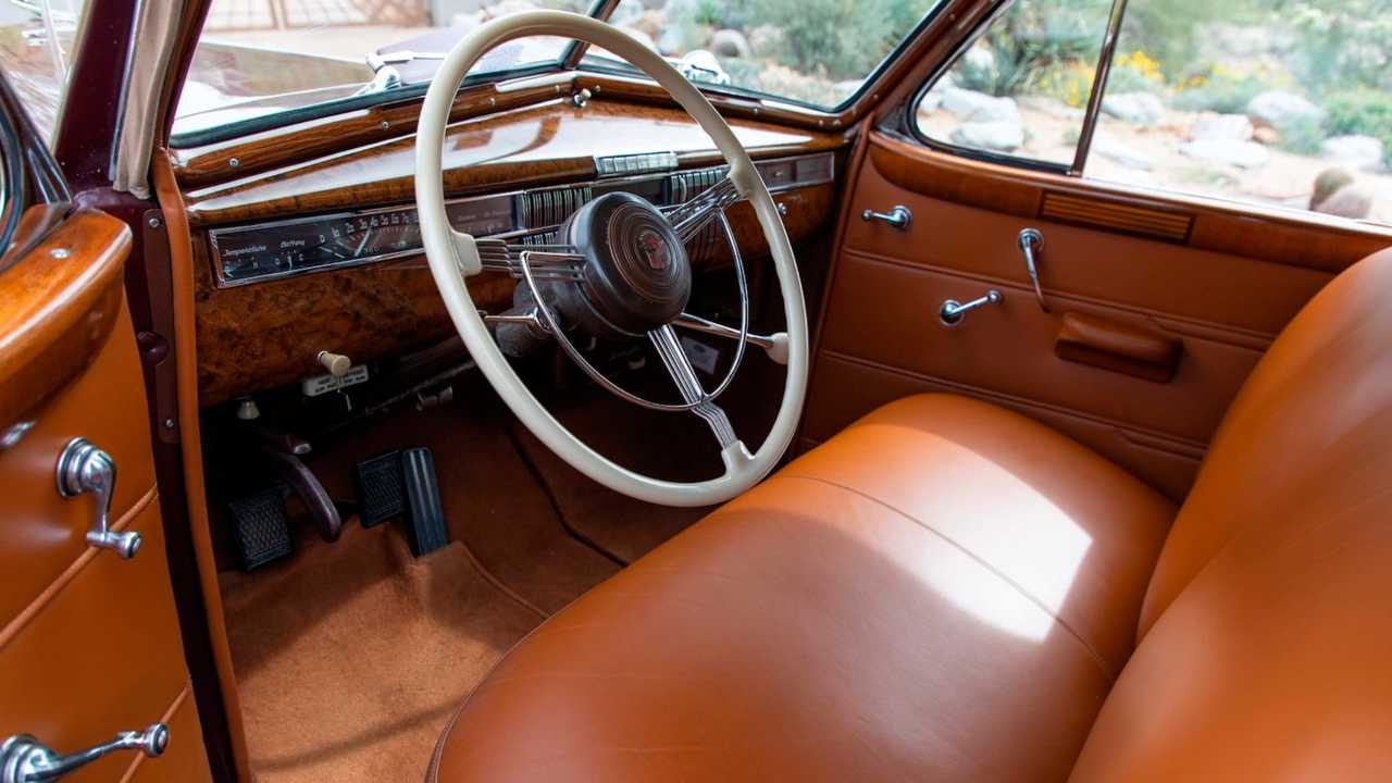 Cadillac Series 75 Convertible Coupe Mecum Auctions