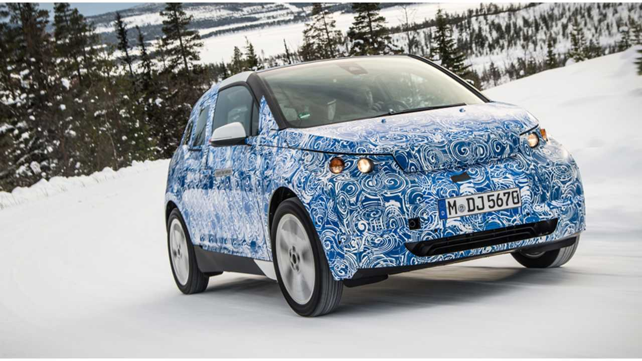 BMW i3 Gets Its First Journalist Test Drives In Sweden (via Car)