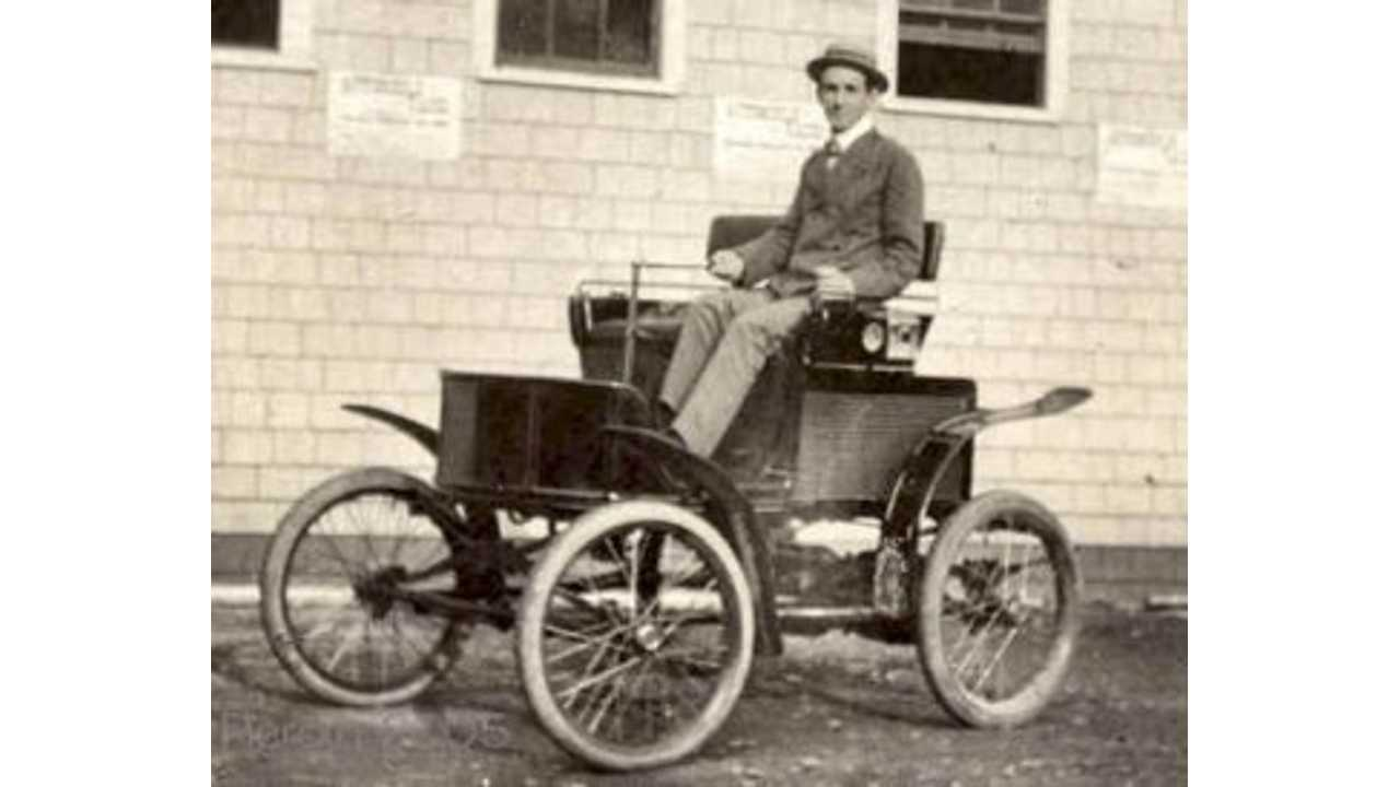 US' First-Ever Speeding Infraction Issued to Electric Vehicle in 1899