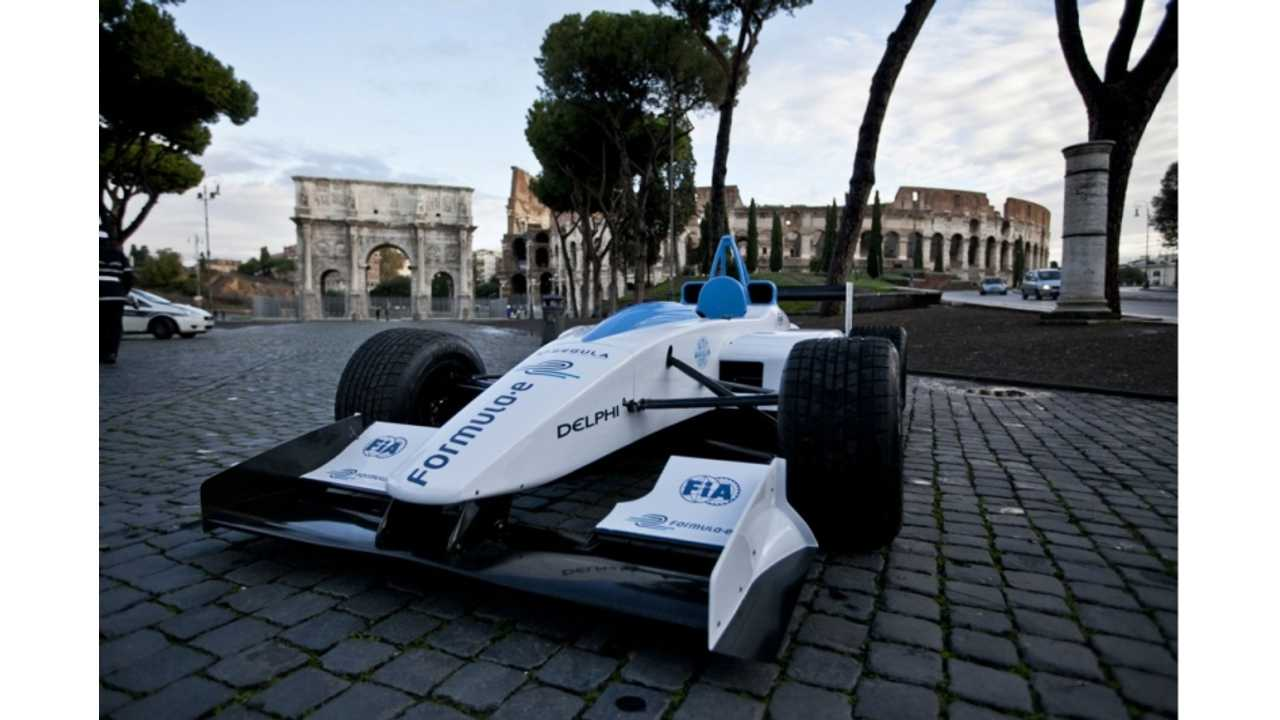 China Racing Becomes Second of 10 FIA Formula E Championship Teams
