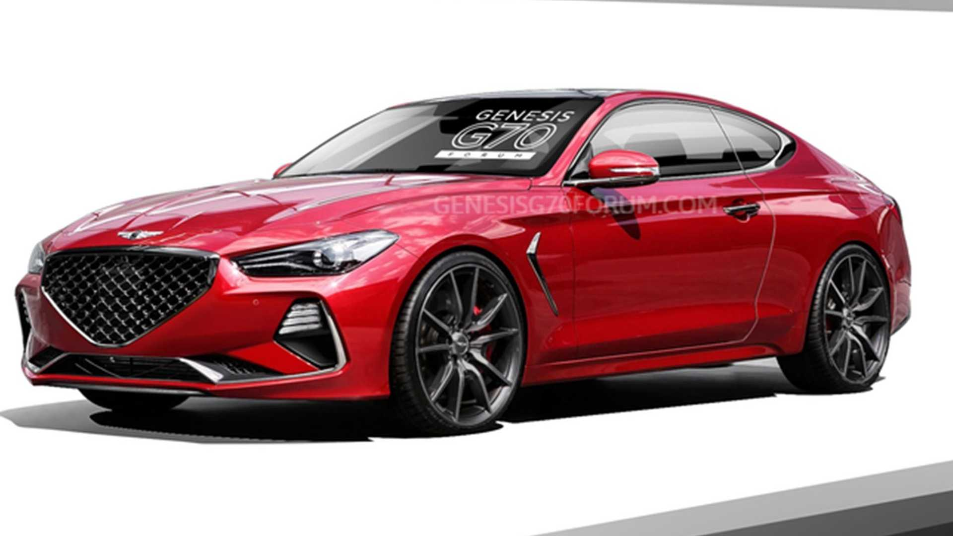 2020 Hyundai Genesis Coupe Specs and Review