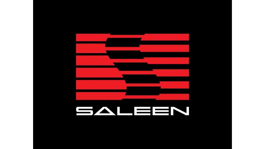 Saleen to Release Renderings Of New Saleen Tesla Model S Next Week