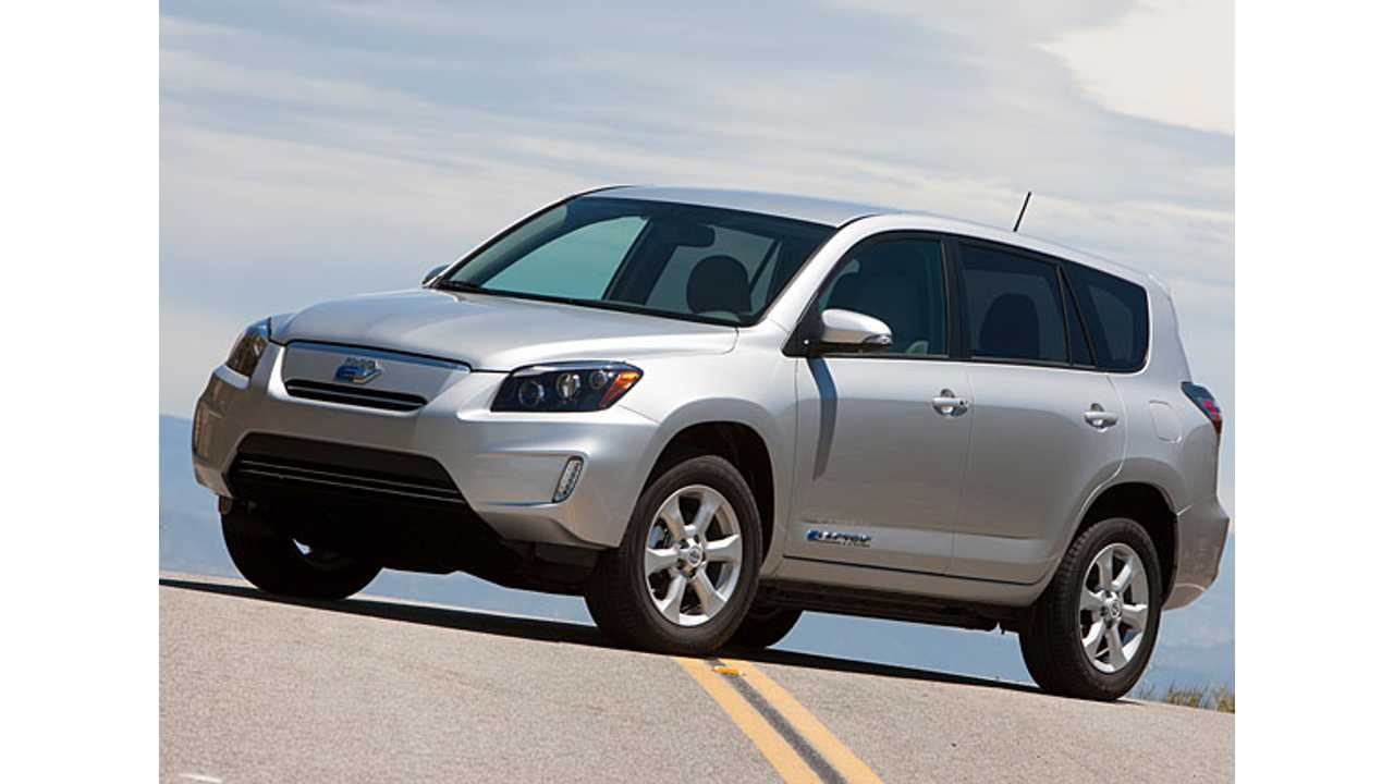 Toyota Explains Why RAV4 EV Is Dead - Declares Hydrogen Is The Future