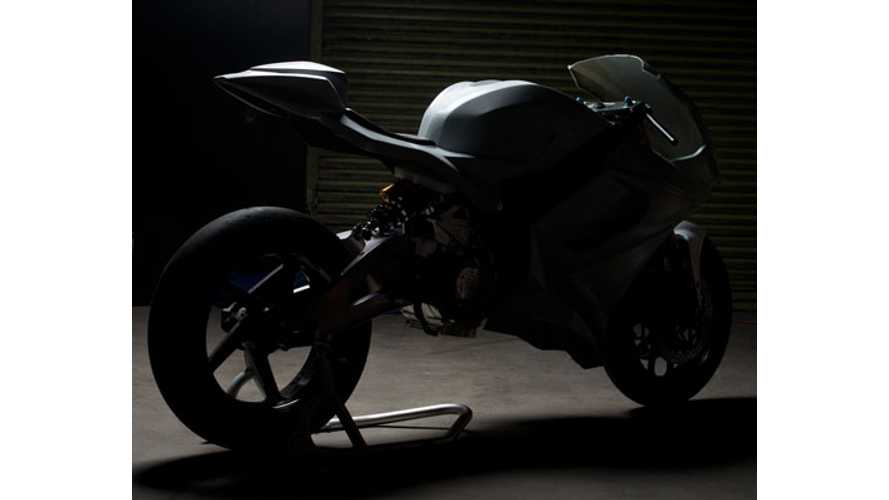 Lightning Motorcycles Teases LS-218 Electric Superbike