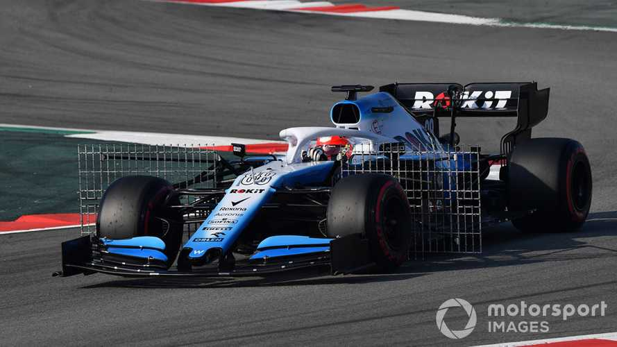 Kubica admits Williams running 'compromised' car