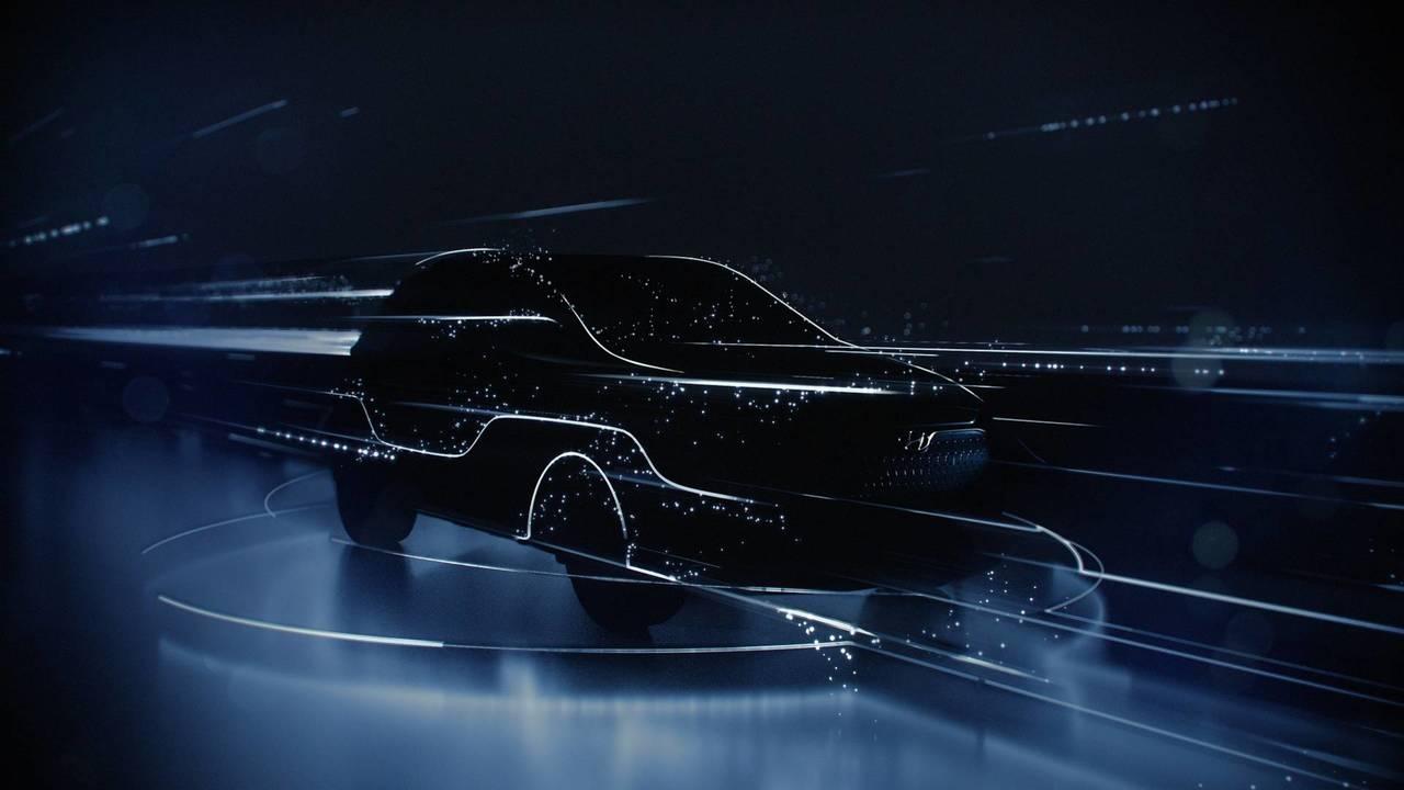 Hyundai Kona Electric Teaser