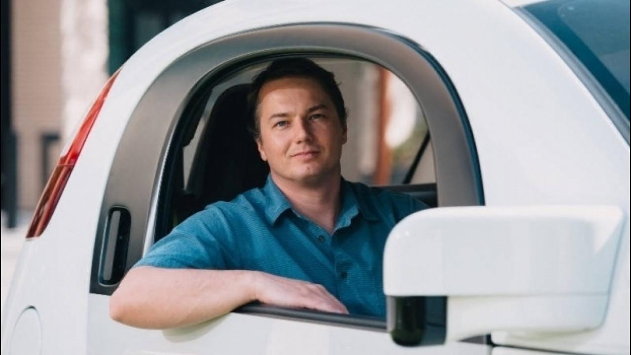 [Copertina] - Google Car, si dimette il capo dell'area tecnica