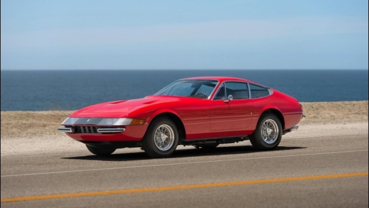 [Copertina] - Ferrari 365 GTB/4 Daytona, l'ultima prima dell'arrivo della Fiat