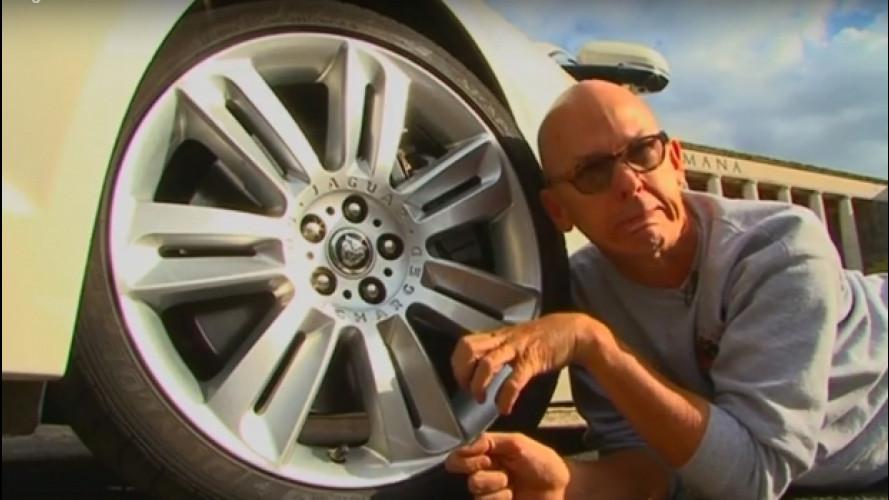 Jaguar XFR, il Giaguaro è tornato a graffiare [VIDEO]