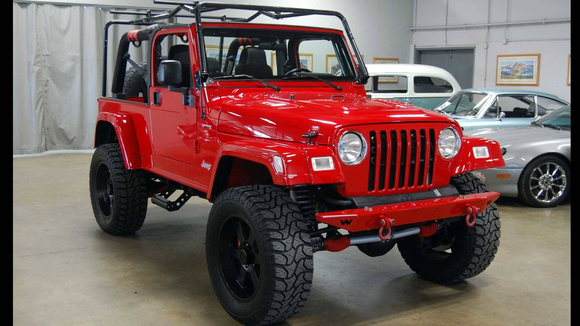 Buy Jeep Wrangler >> Buy This Viper Powered Jeep Wrangler Go Anywhere Fast