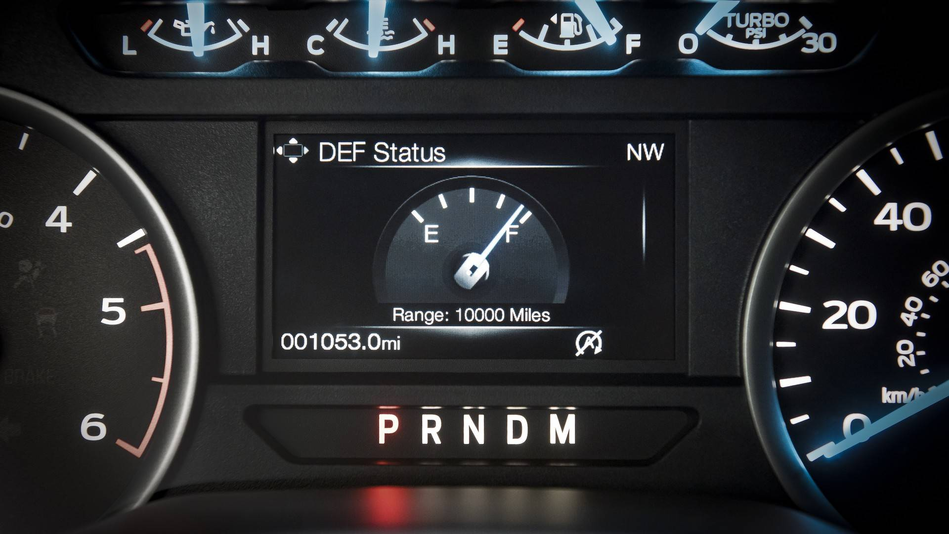 2018 Ford F-150 Power Stroke Diesel Returns 30 MPG Highway