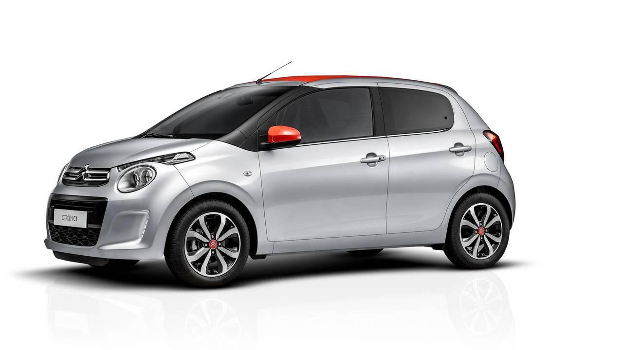 2018 Citroën C1
