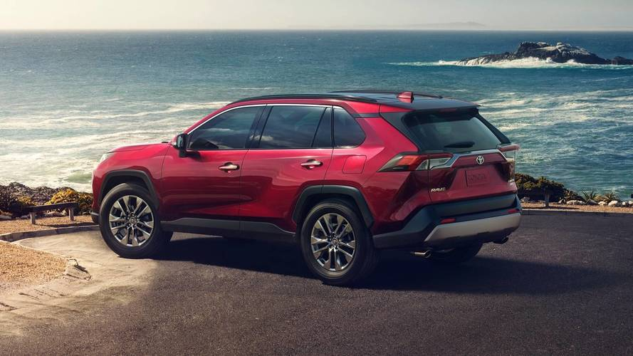 2019 Toyota Rav4 How Does It Stack Up Against The Competition