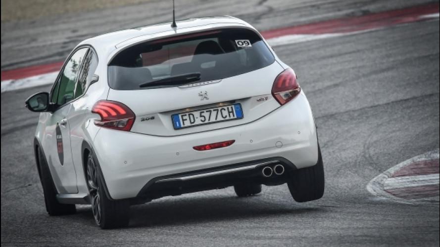 Peugeot, GTi più che mai