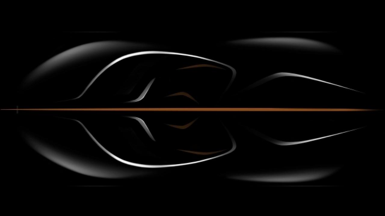 [Copertina] - McLaren, ecco la futura hypercar a tre posti