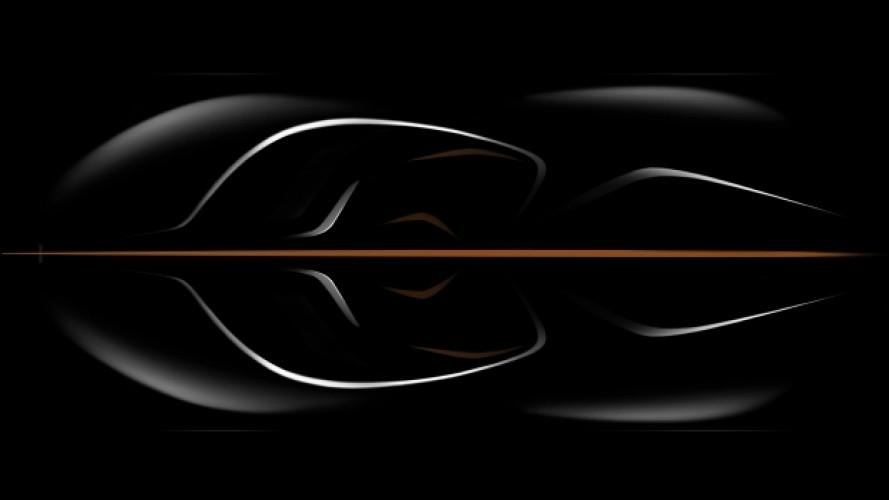 McLaren, ecco la futura hypercar a tre posti