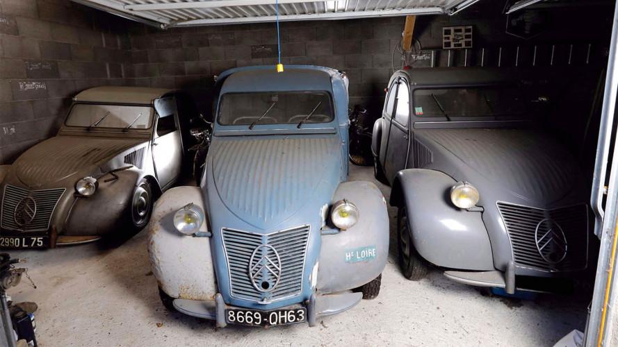 Früher Citroën 2CV für irre Summe versteigert