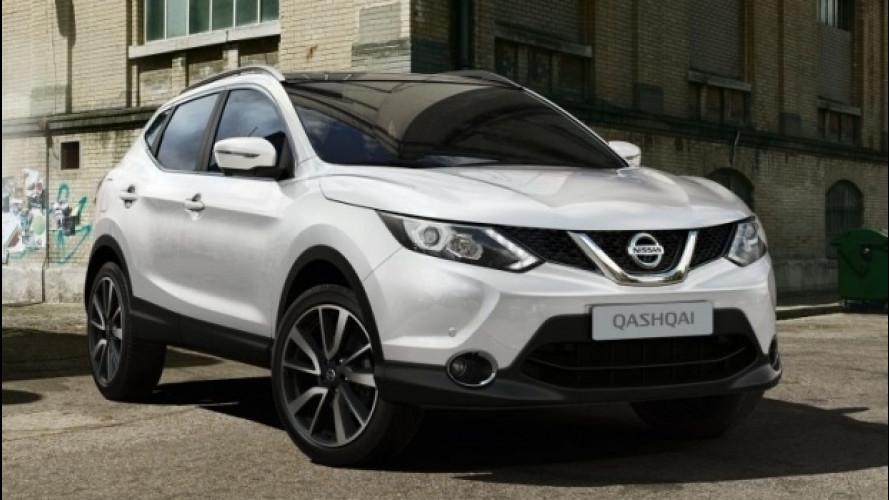 Nissan Qashqai compie 10 anni e offre 10 anni di garanzia