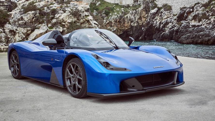 Primera prueba Dallara Stradale: con la ligereza como lema