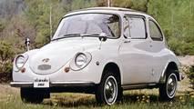 Subaru 360: Ladybug (Uğur Böceği)