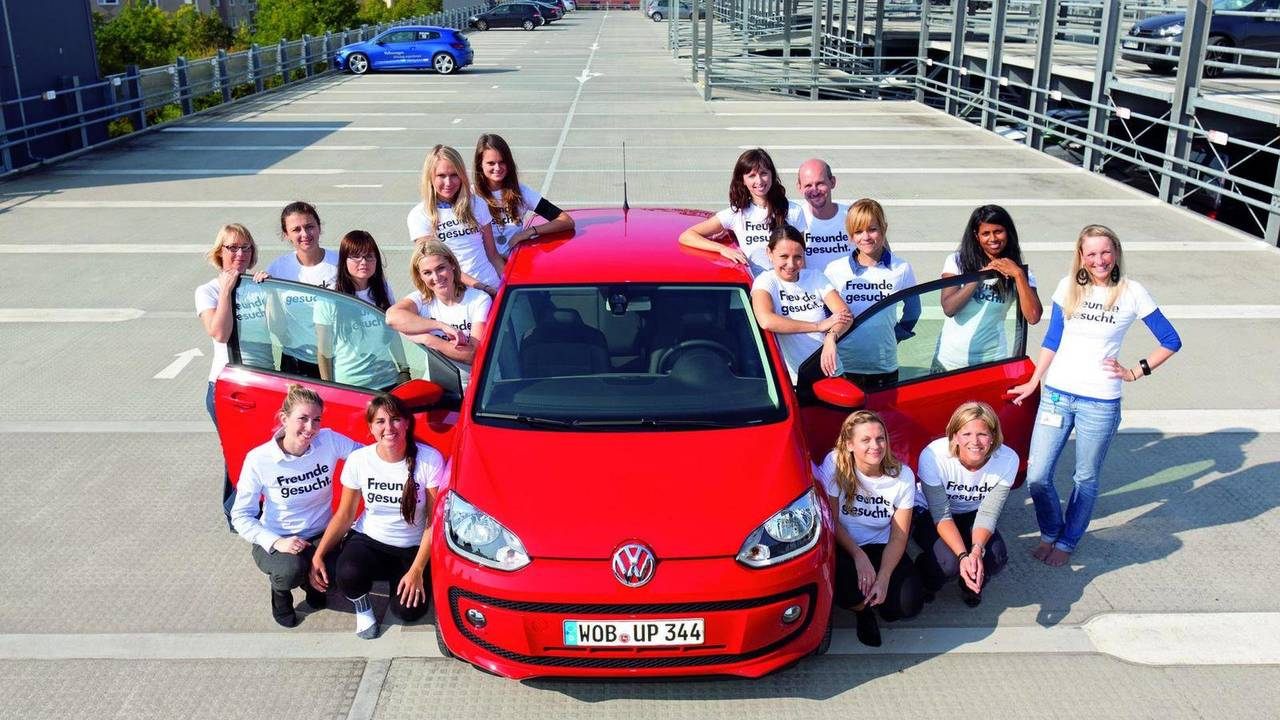 2012 World Car of the Year: Volkswagen up!