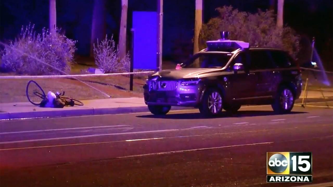 Uber a guida autonoma, incidente mortale in Arizona