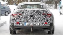 Mercedes-Benz CLA photos espion
