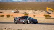 McLaren MSO X Delivery