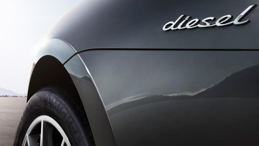 Porsche dice addio al Diesel