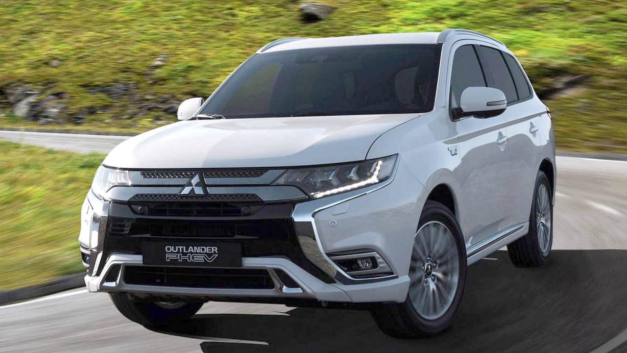 Mitsubishi Outlander Plug-in-Hybrid (Facelift)