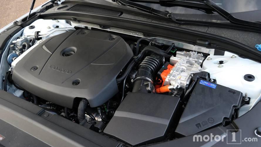 Volvo S90 T8 2018