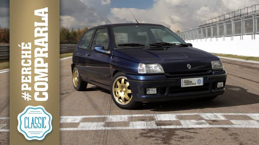 Renault Clio Williams, perché comprarla... Classic