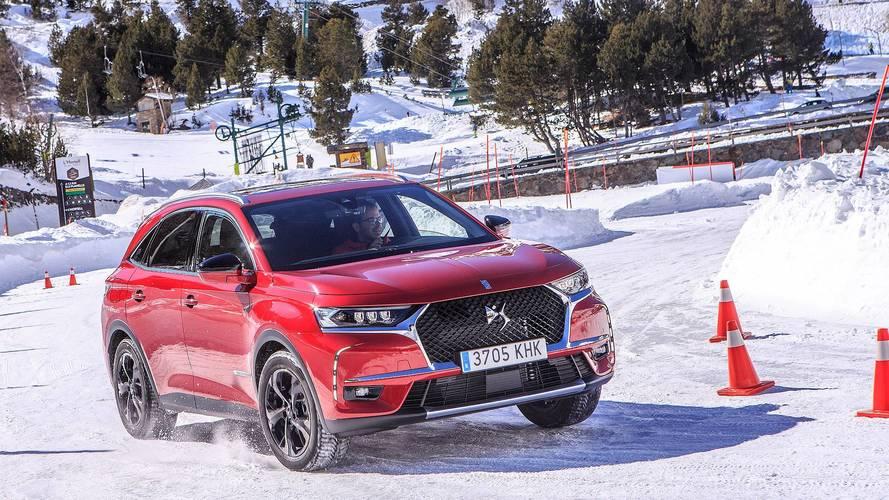 DS 7 CROSSBACK 2018, Michelin CrossClimate SUV y nieve, la mezcla perfecta