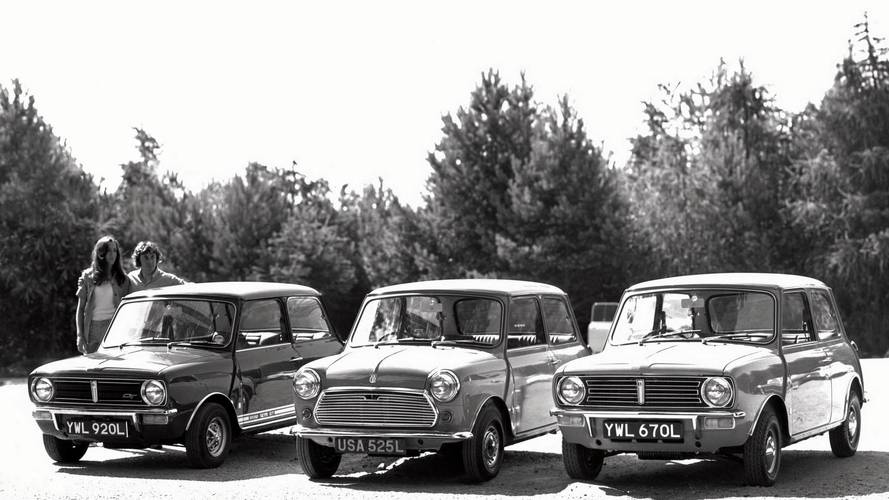 Classic Mini through the years