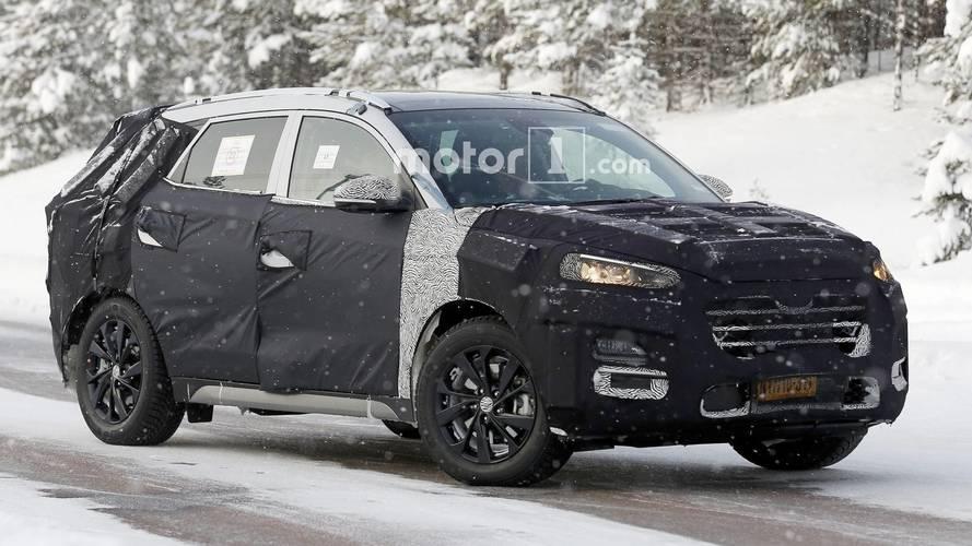 2018 Hyundai Tucson Sport daha büyük motoru ile gelecek