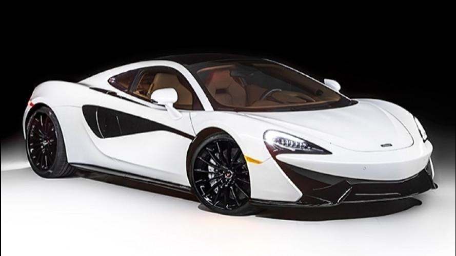 [Copertina] - McLaren 570GT by MSO Concept, toccare il cielo con un dito