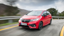 honda jazz 15 facelift test