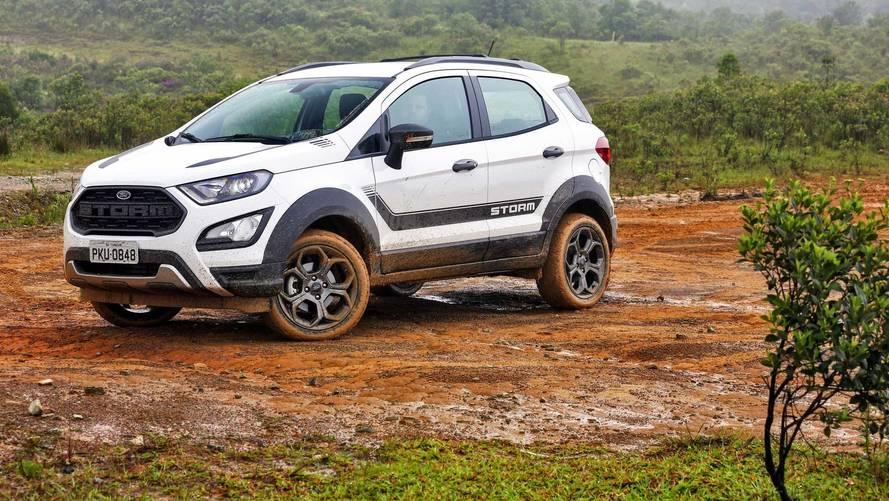 Novo Ford EcoSport pode ser feito em parceria com Mahindra