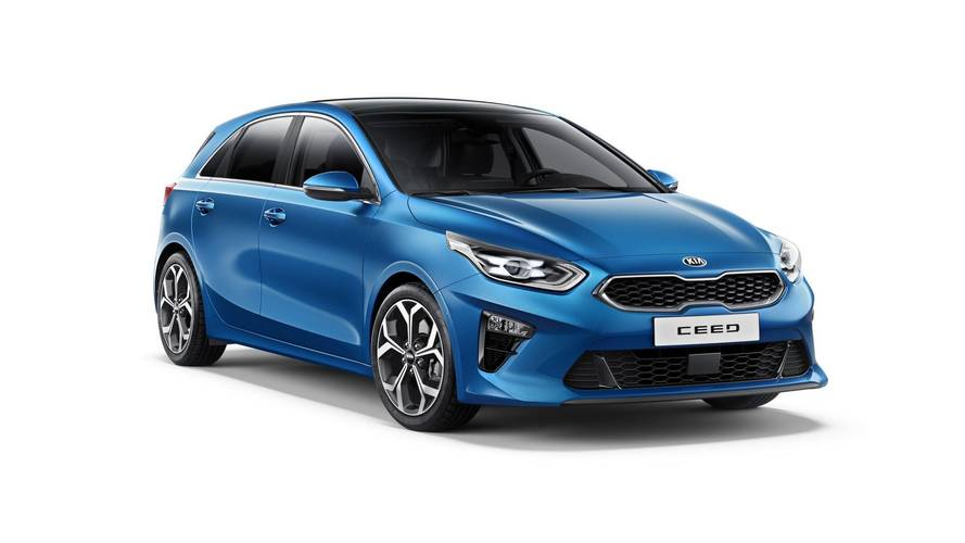 Kia Ceed Available From £149 Per Month