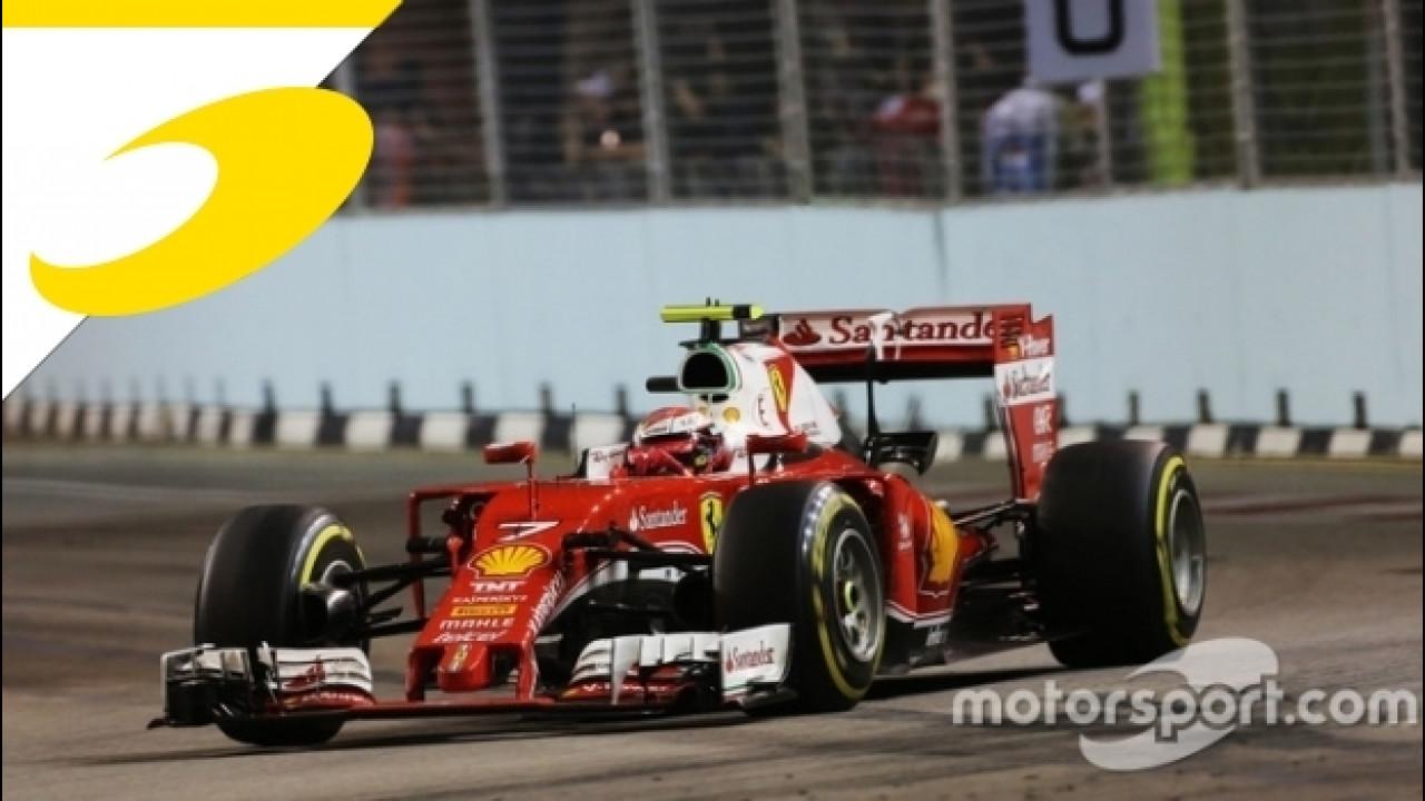 [Copertina] - F1, Ferrari a Singapore: si poteva fare meglio?