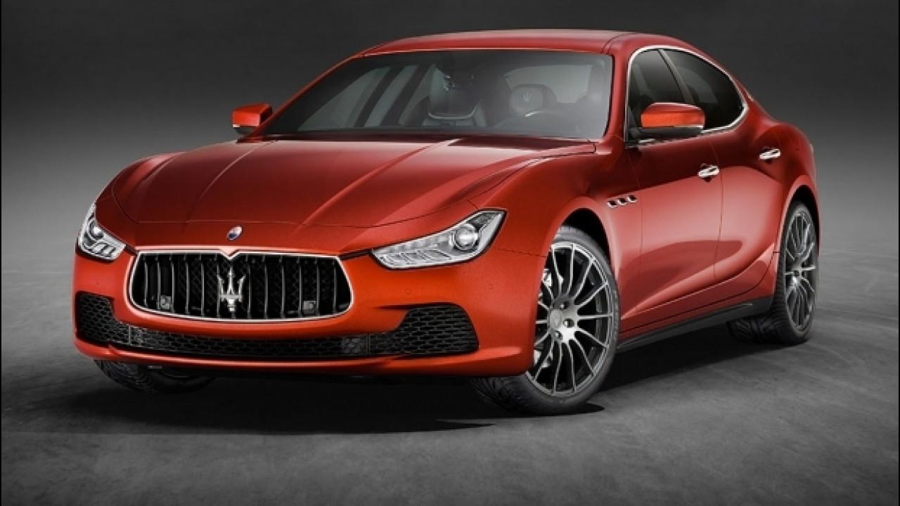 [Copertina] - Maserati Ghibli MY17, il restyling che non si