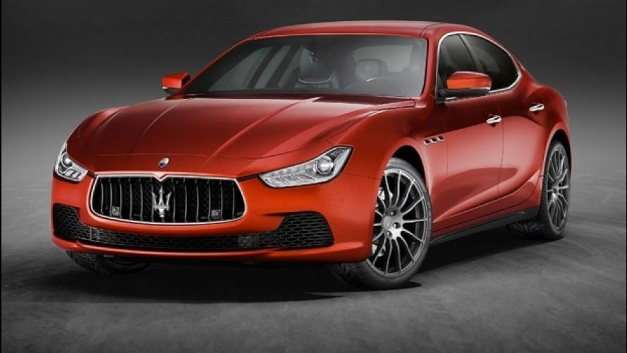 """Maserati Ghibli MY17, il restyling che non si """"vede"""""""