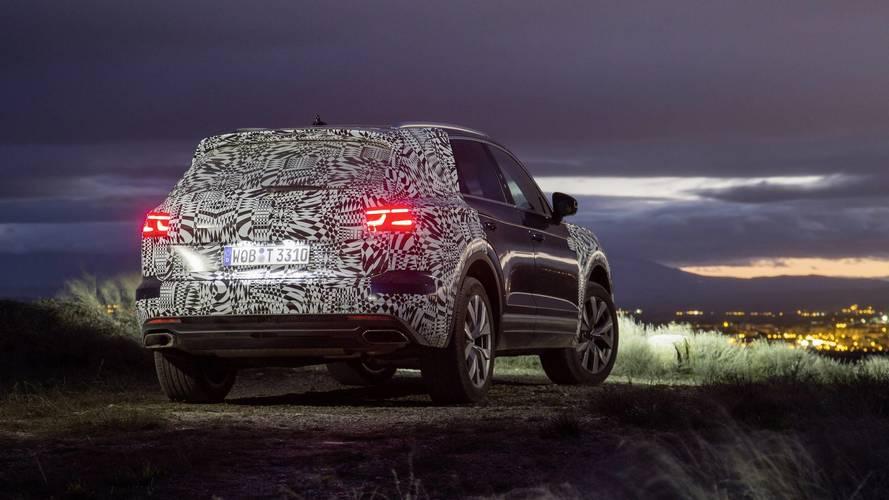 Vídeo del Volkswagen Touareg 2018, antes de su inminente presentación