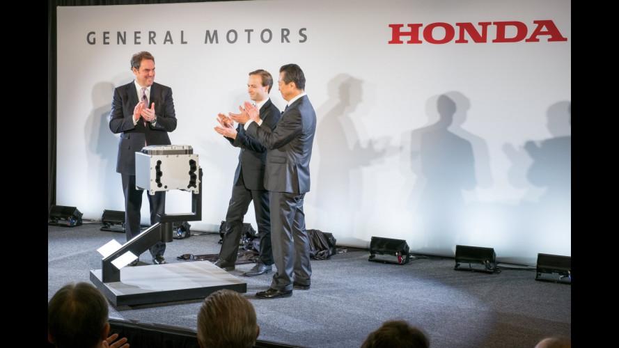 Honda e GM insieme per lo sviluppo dei motori a idrogeno