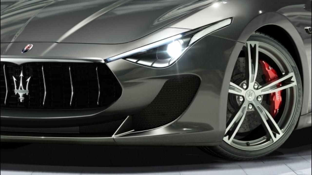[Copertina] - Maserati, il quarto modello a Torino fra il 2018 e il 2019