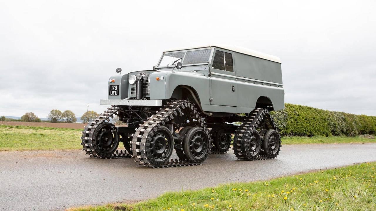 Land Rover Cuthbertson von 1958