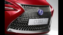 Nuova Lexus CT, il rendering 003