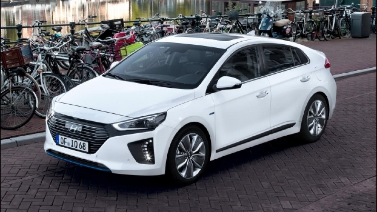 [Copertina] - Hyundai Ioniq, sì al piacere di guida