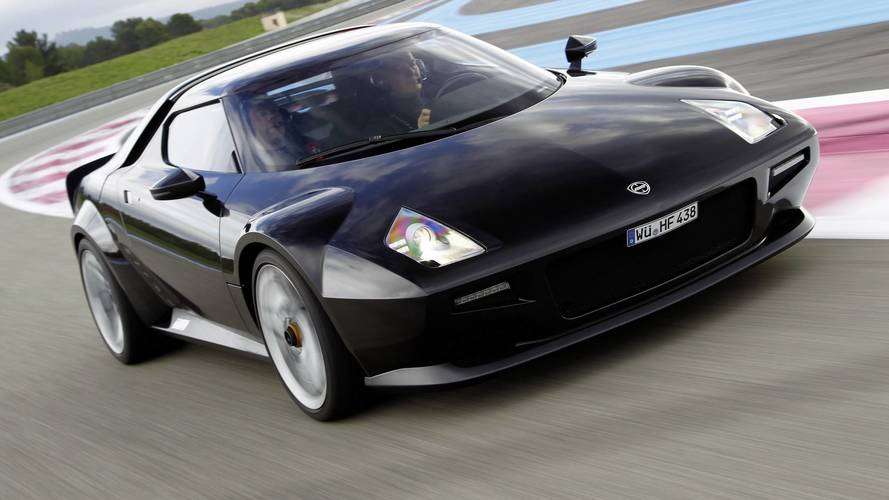 New Stratos heading to Geneva with manual gearbox