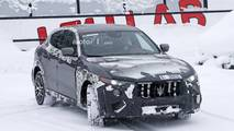 2019 Maserati Levante GTS spy photo